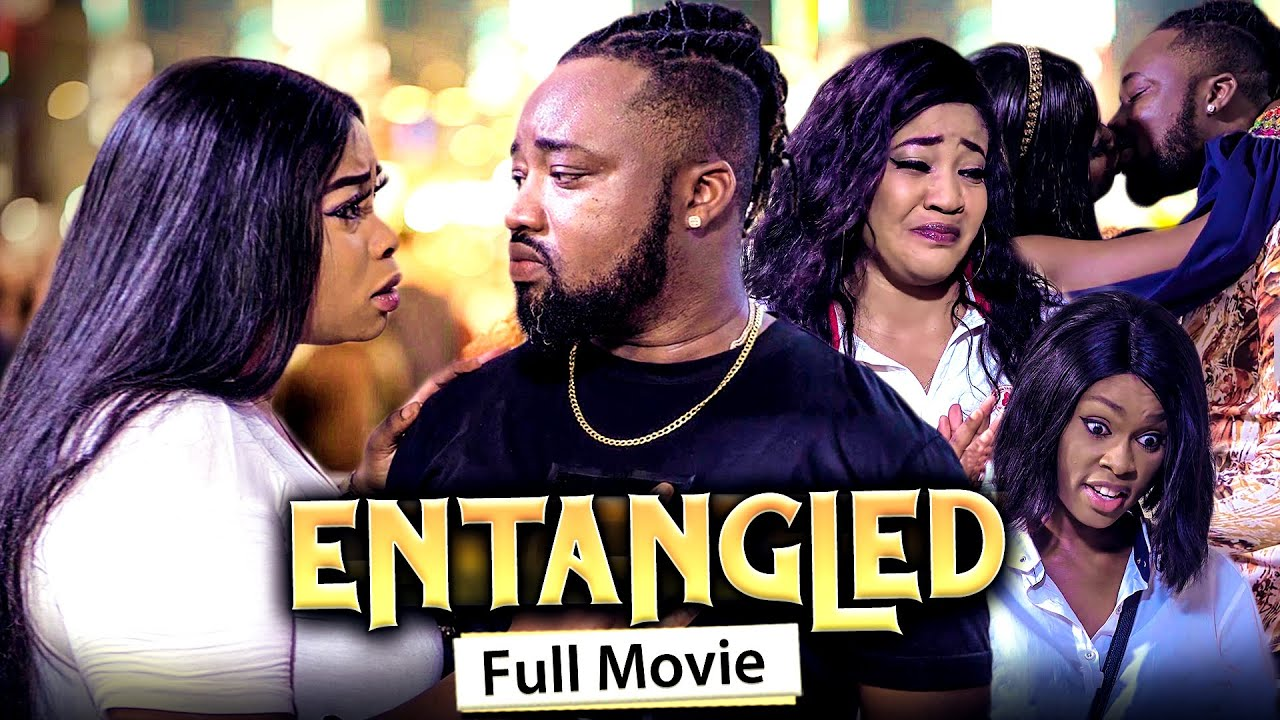 Download ENTANGLED (Web locked full movie) Chuks Omalicha/Georgina/Lydia Latest Nigerian Nollywood Movies