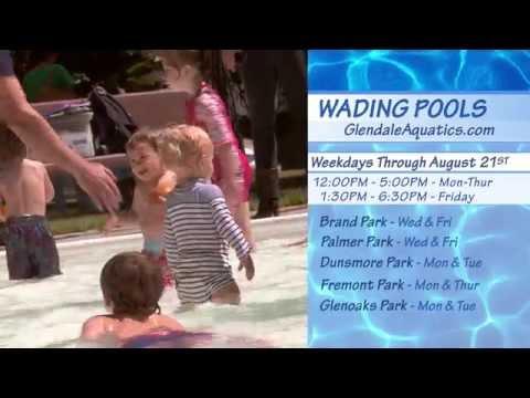 Glendale Parks Wading Pools