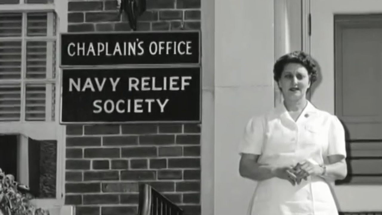 navy relief society