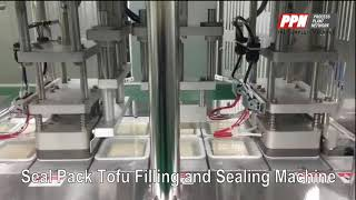 Process Plant Network presents, Seal Pack Tofu Filling & Sealing