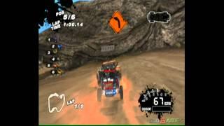SCORE International Baja 1000 - Gameplay Wii (Original Wii)