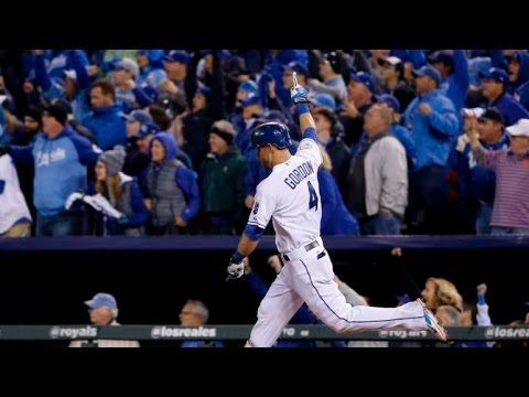 Alex Gordon 2015 Highlights HD
