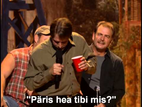 Blue Collar Comedy Tour The Movie 2003 Best[EST sub]