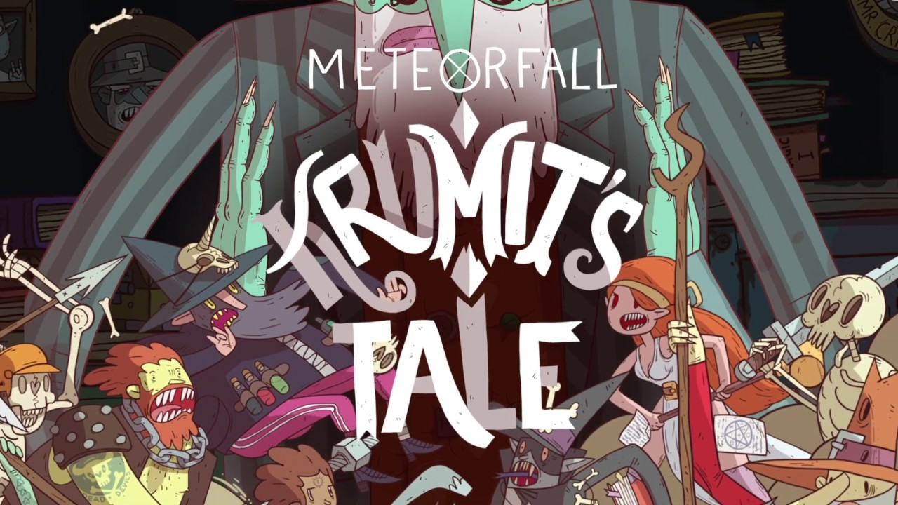 Krumit's Tale leaving Steam Early Access on July 23!