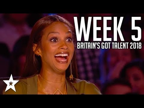 Britain's Got Talent 2018 | WEEK 5 | Auditions | Got Talent