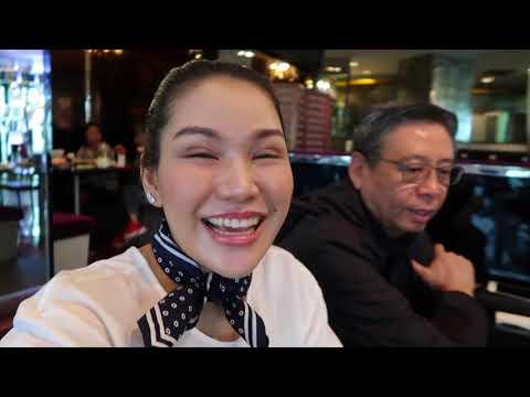 Vlog: ลง Cruise ฉลองวันเกิด จีน-ญี่ปุ่น Royal Caribbean Quantum of the Seas (ตอน 9) - วันที่ 15 Jul 2018