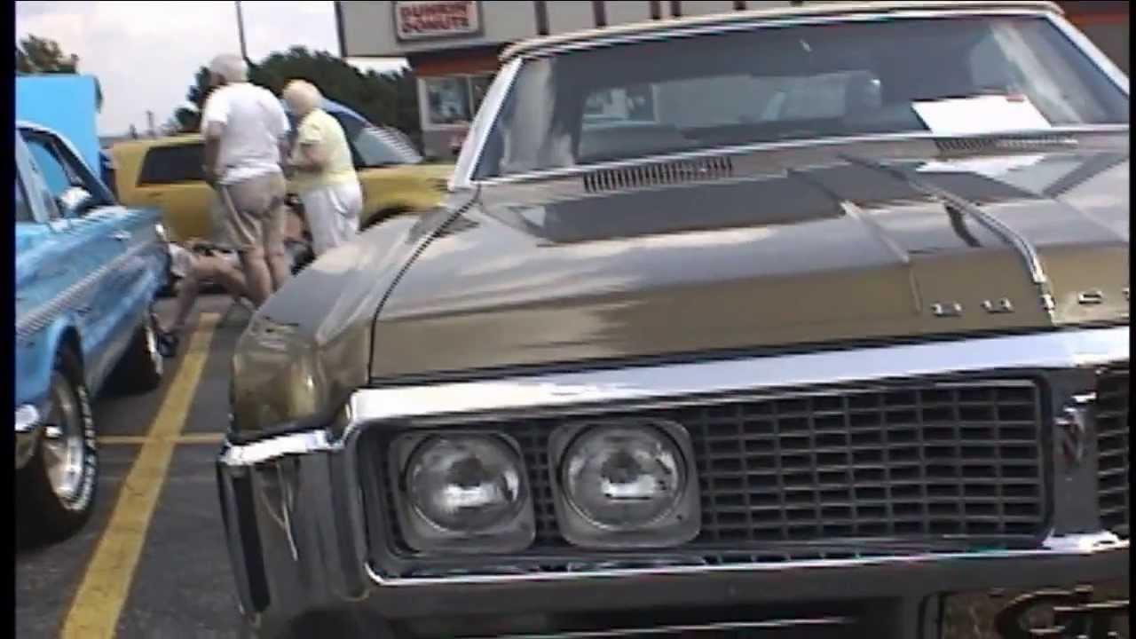1968 buick electra 225 2 door hardtop front 3 4 81136 - 1969 Buick Electra 225 Covertible