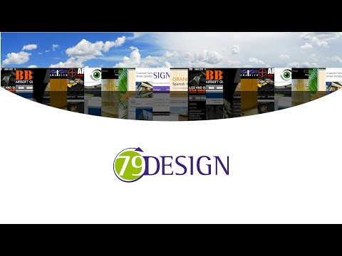 79DESIGN: Custom and Template Web Design Brief