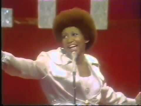 Ms. Aretha Franklin-Oh me oh my