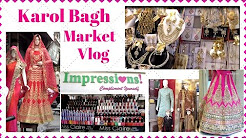 Karolbagh Market Vlog I Impressions I Ajmal Khan Road I Travel with Me I Simi Bella
