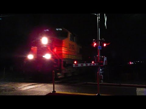 Outbound Fort Lewis Military Train on the Lakewood Sub, 1/16/2018