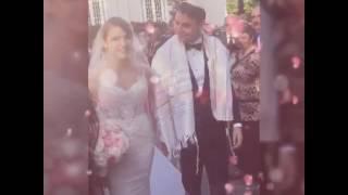 Jessica & Roman wedding day