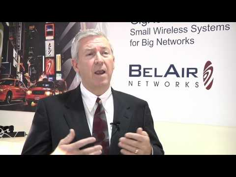 BelAir Networks Service Provider Wi-Fi and Small Cells