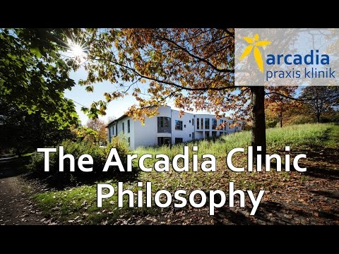 The Arcadia Clinic Healing Philosophy