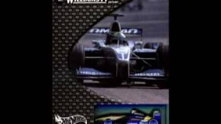Music Showcase/download: Williams F1 team driver