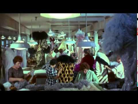 Моя прекрасная леди трейлер / My Fair Lady trailer 1964