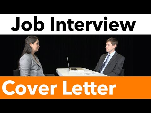 Get The Job Interview With The RIGHT Cover Letter | Getting A Job In The US