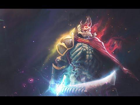 видео: Гайд на skeleton king в dota 2