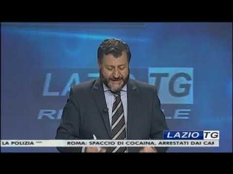LAZIO TG DEL 24/10/2021 EDIZIONE DELLE 19.30