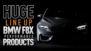 homepage tile video photo for BMW F8X M3 / M4: Powering Perfection