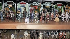 Star Wars Figuren Sammlung | Hasbro, Kenner, Lego!