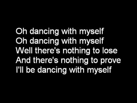 Billy Idol   Dancing With Myself Lyrics  MJ mp3