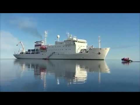 [The Hunt for Arctic Ghost Ship ] Length Documentary 2016