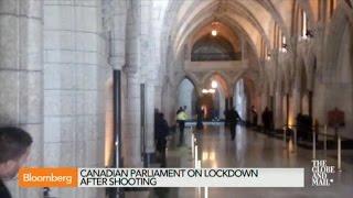 Ottowa Shooting: Canadian Parliament on Lockdown