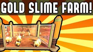 Golden Slime Corral? Golden Slime Rancher Mods - World Editor (Slime Rancher Game Modded)