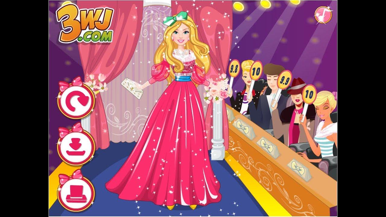 Barbie Fashion Designer Games Play