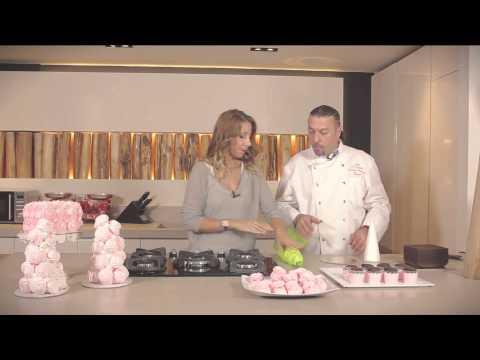 Eventful SKAI Cooking ep.05 Γρηγορης Γαστερατος Διακοσμηση Τουρτας