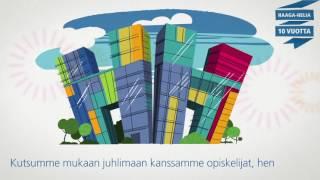 Haaga-Helia - 10-vuotisjuhlavuosi