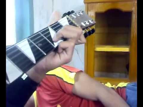cover gitar killing me inside biarlah