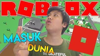 Life in ROBLOX?! -Roblox Indonesia BloxBurg