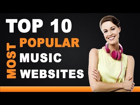 Best Music Websites - Top 10 List