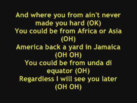 AKON F/ - GUN SHOT LYRICS - SONGLYRICS.com