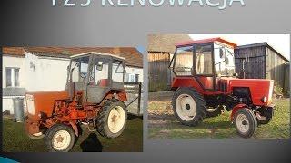 Renowacja T25