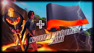 "FORTNITE : NOUVEAU REVÊTEMENT SECRET DIABOLIQUE / NEW WRAP ""HEAT"" Diabolical set"