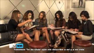 Fifth Harmony - Entrevista MTV Karaoke (Subtitulado)