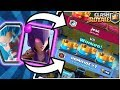"""Clash Royale """"Ice Wizard & Witch"""" Battle Deck Review"""