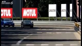 Gran Turismo 6. Circuito de Tokyo R-246. Mazda éfini