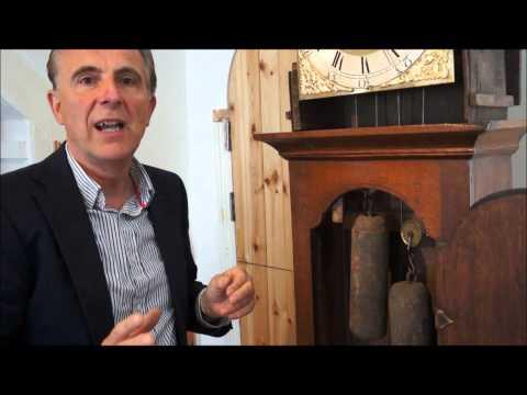 How To Set Up An Antique Longcase Clock - Dials Antique Clocks, Lymington