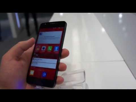 Alcatel One Touch Idol X deutsch Kurztest