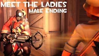 Meet The Ladies (Male Ending)