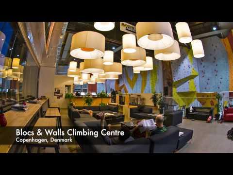 Blocs & Walls Climbing Centre in Copenhagen, IOC/IAKS Award 2015