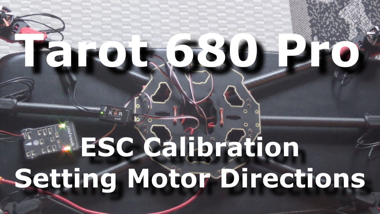 Tarot 680PRO Hexacopter *****Owner Thread***** - Page 43