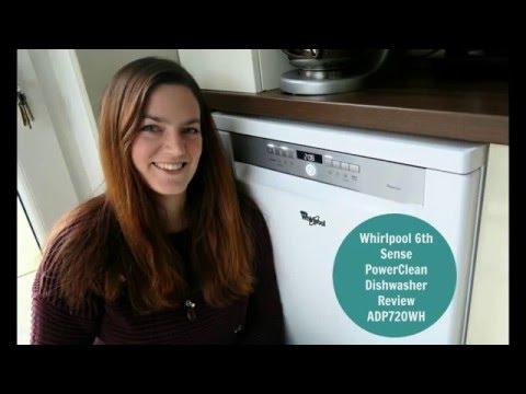 Whirlpool 6th Sense PowerClean ADP720WH Review