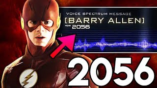2056 Flash Does not Exist? - The Flash Season 4 Future Theory Explained