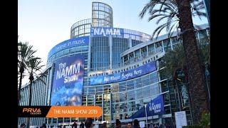 PRV Audio Brazil at The NAMM Show 2019 - Anaheim, CA