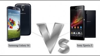 Samsung Galaxy S4 vs Sony Xperia Z. По заявкам подписчиков